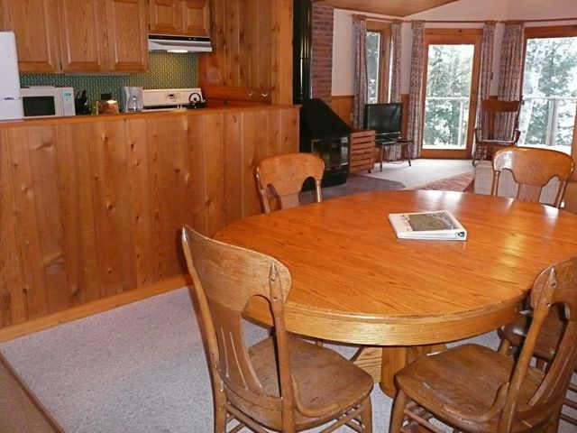 Dining Area in Woods Hill