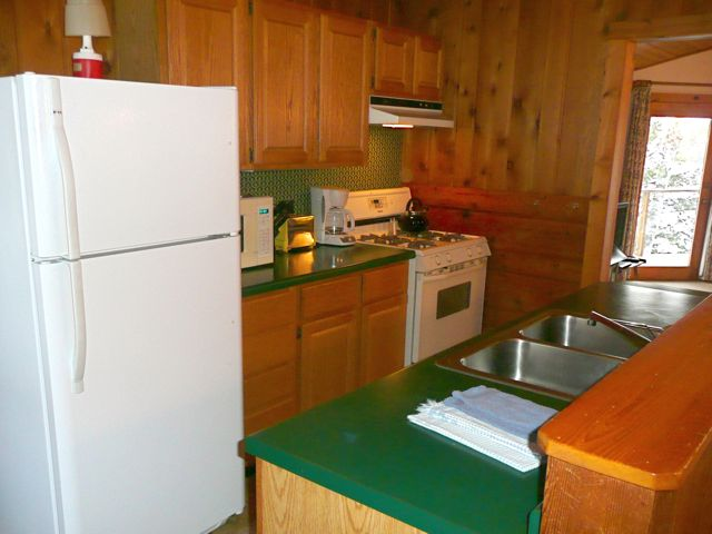 Kitchen in Woods Hill