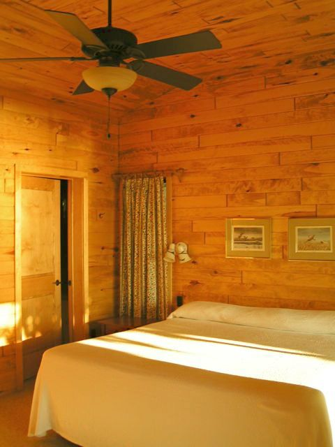 Master Bedroom of White Birch