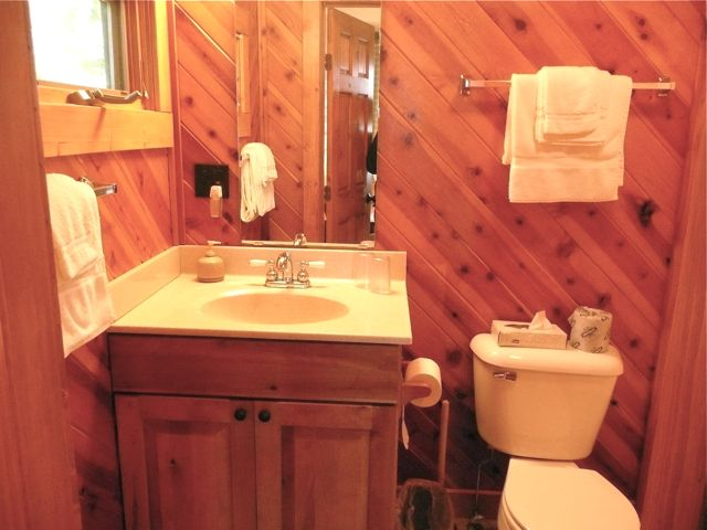 Wood Duck bathrooms