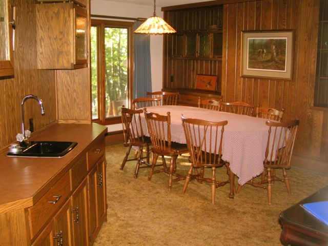 Dining Room in Boulder Knoll