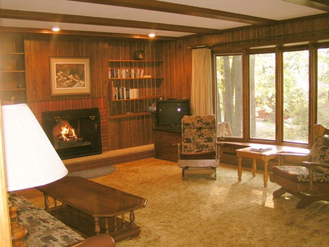 Living Room of Boulder Knoll