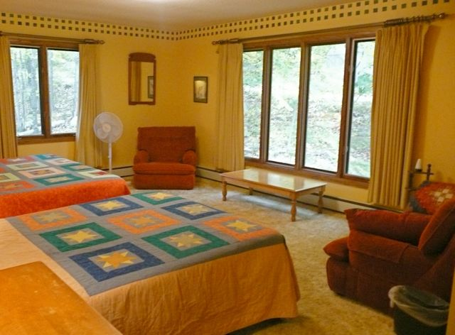 Master Bedroom of Boulder Knoll