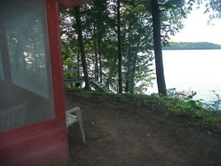 Lakeview from Hemlock porch