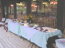 Outside Buffet