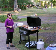 Grilled Cookout