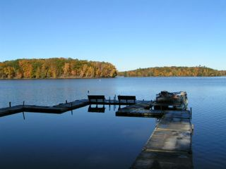 Main Dock fall